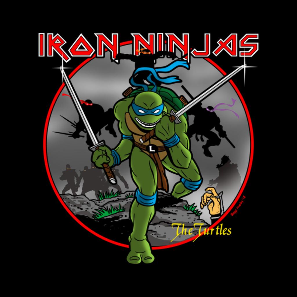 NeatoShop: Iron Ninjas