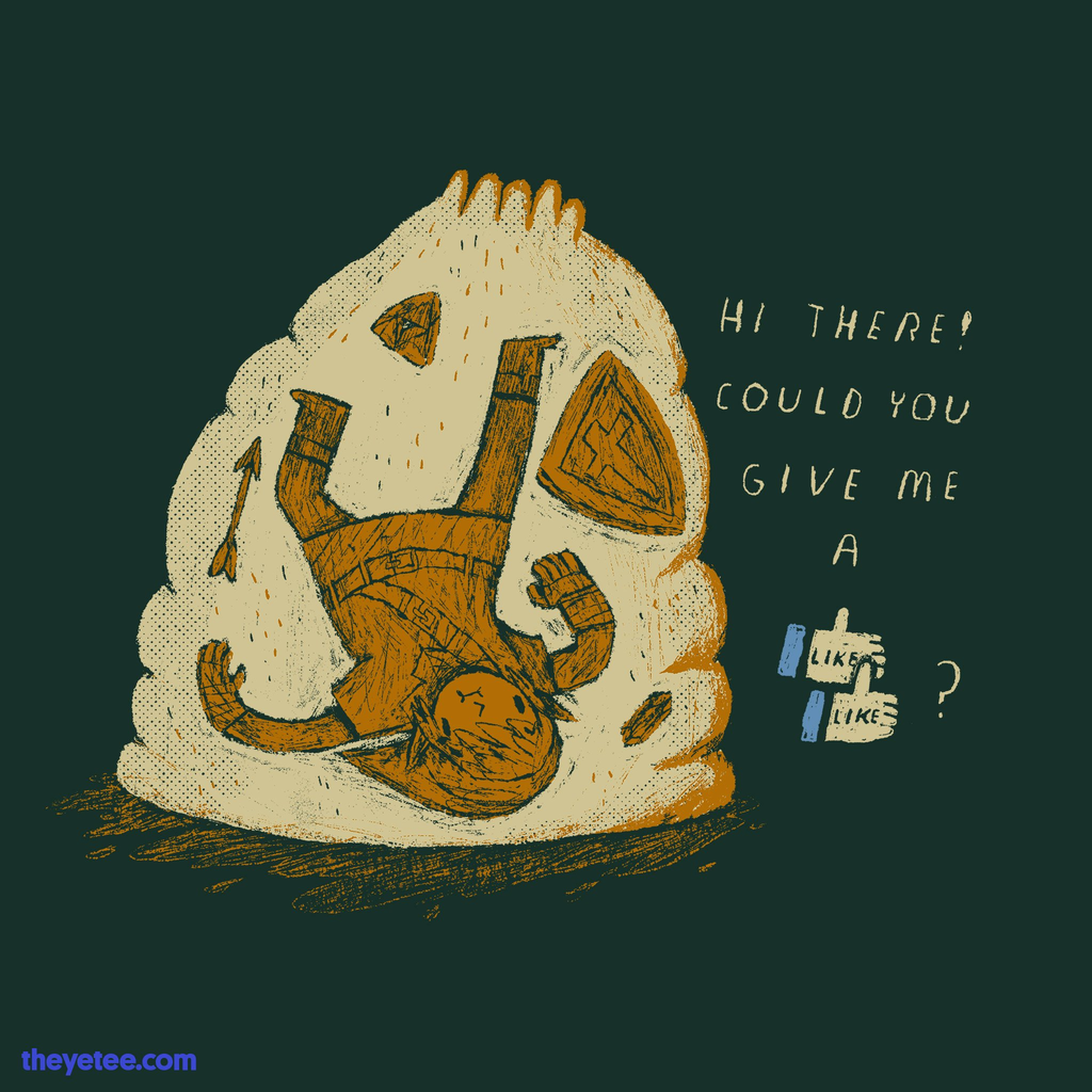 The Yetee: could you give me a like like?