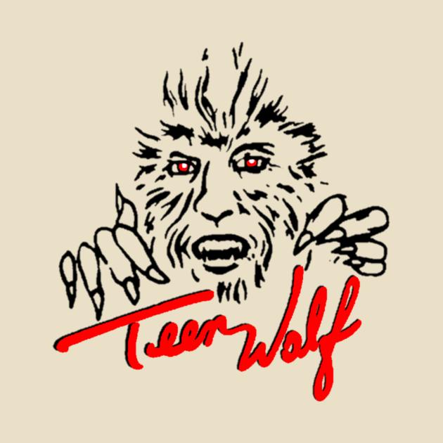TeePublic: TEENWOLF