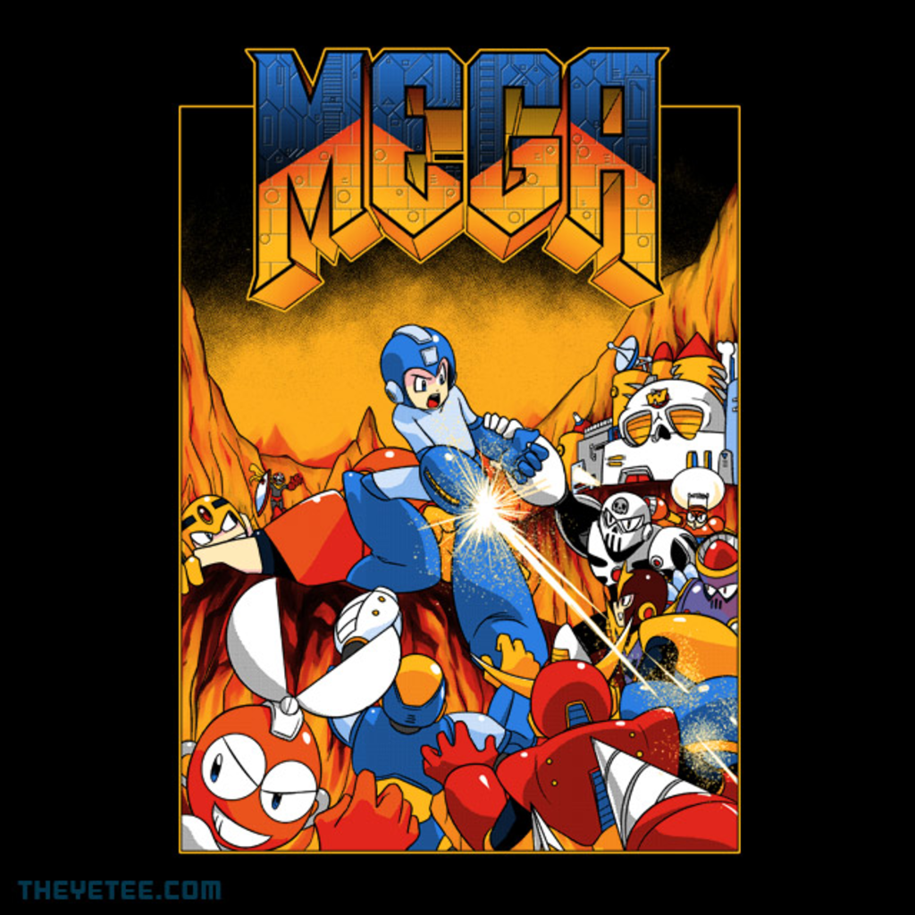 The Yetee: Mega