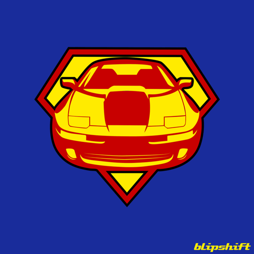 blipshift: Hero Car