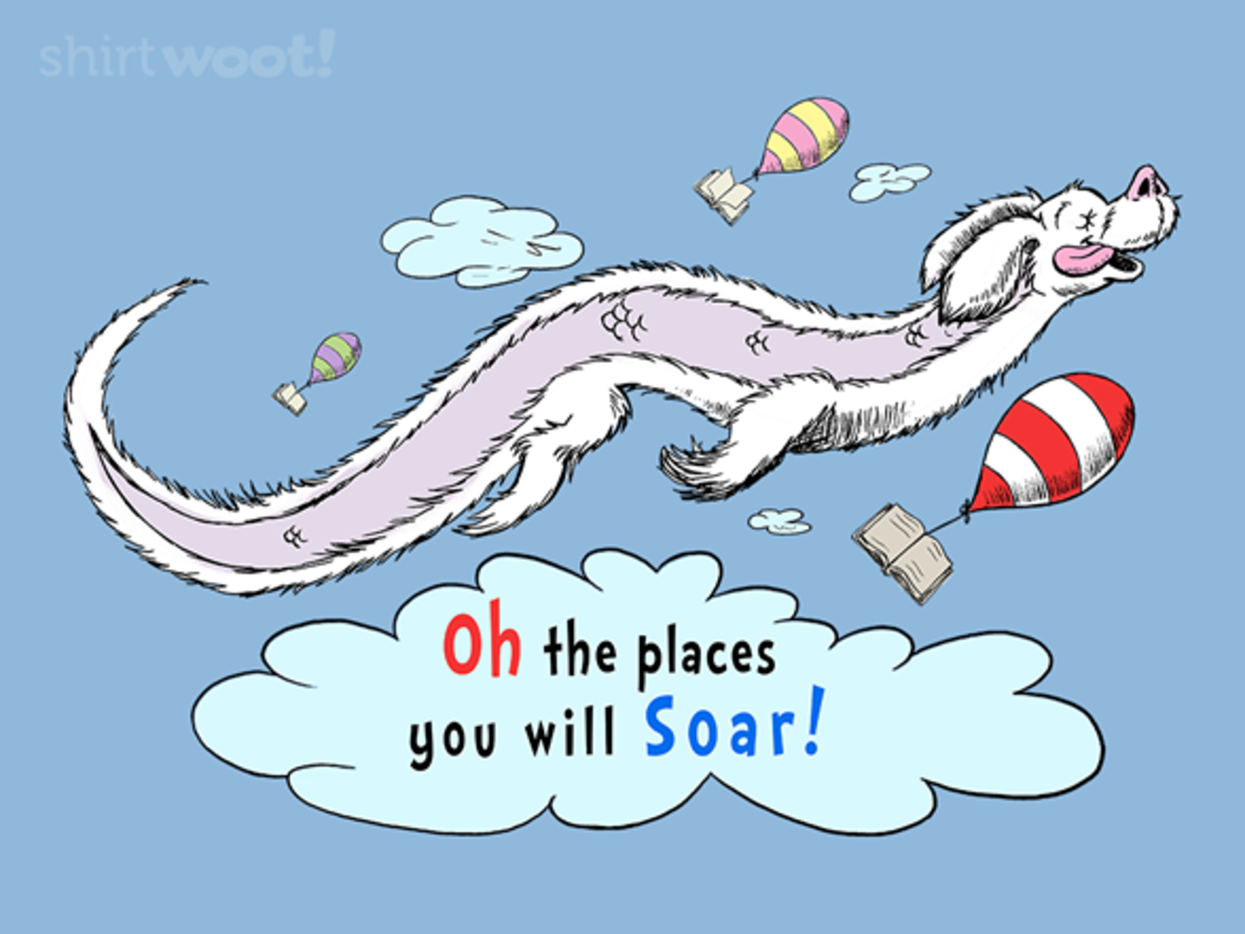 Woot!: The Places You Will Go With Falkor