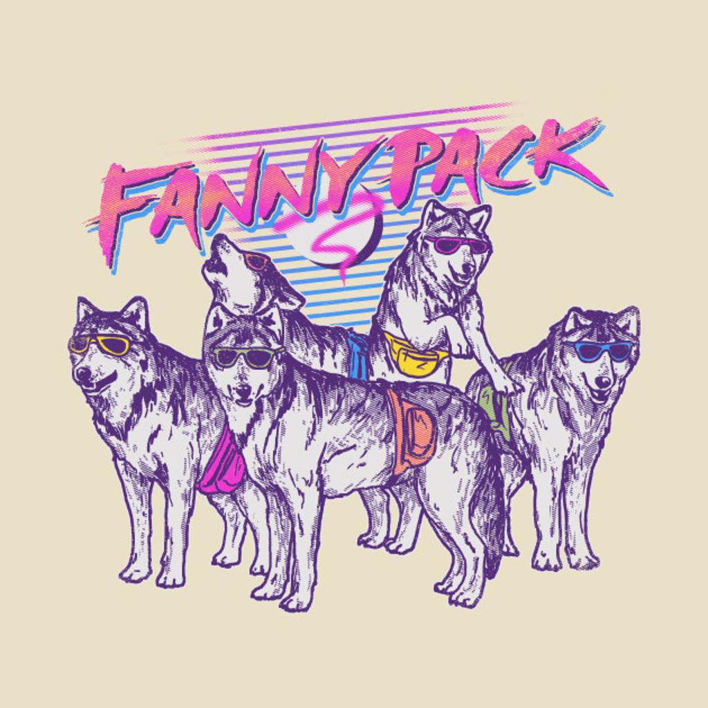 TeePublic: Fanny Pack