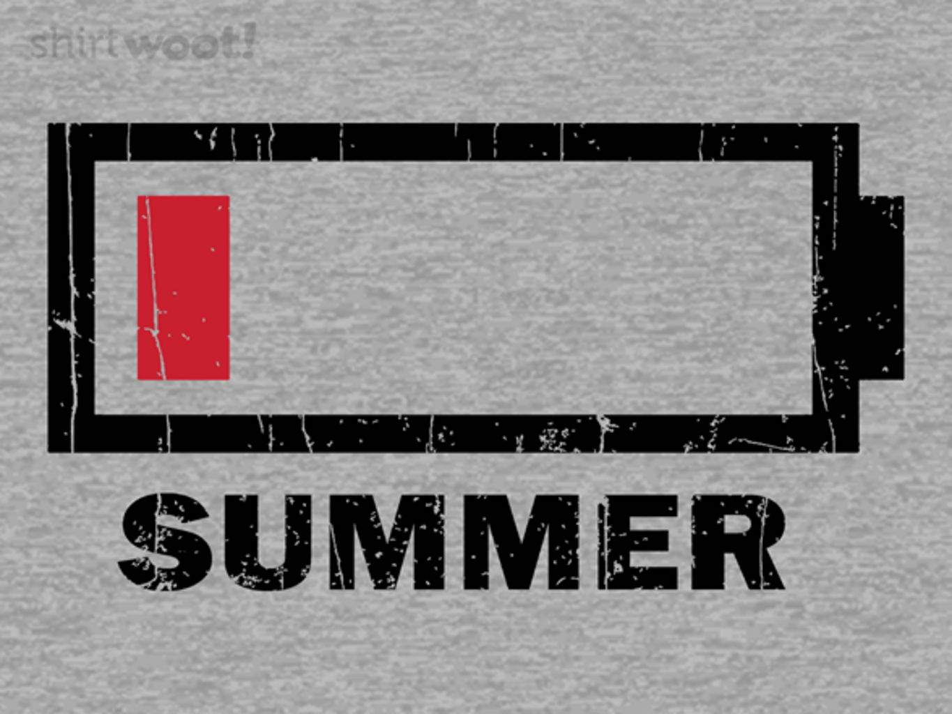 Woot!: Out of Summer