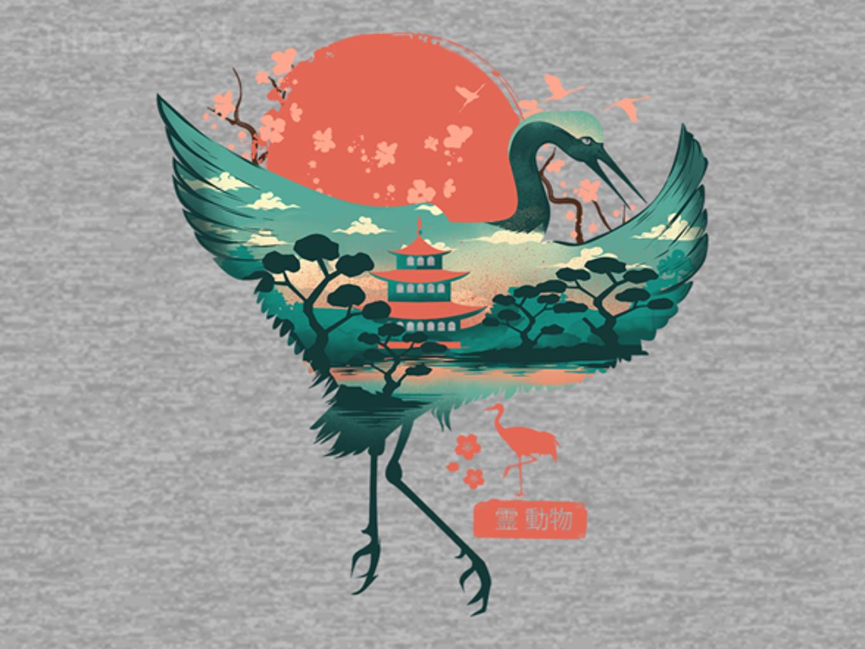 Woot!: Crane Spirit