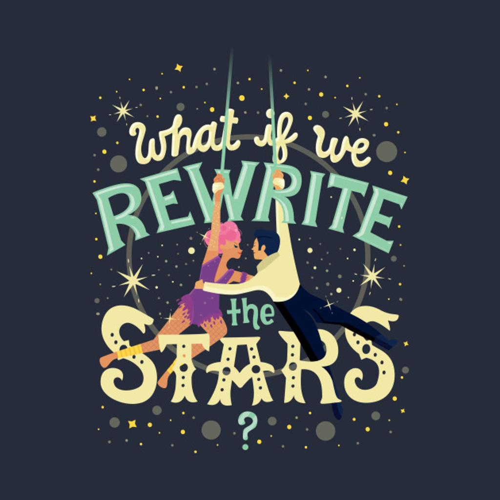 TeePublic: Rewrite the stars