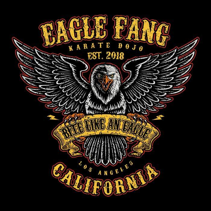Once Upon a Tee: Eagle Fang Club