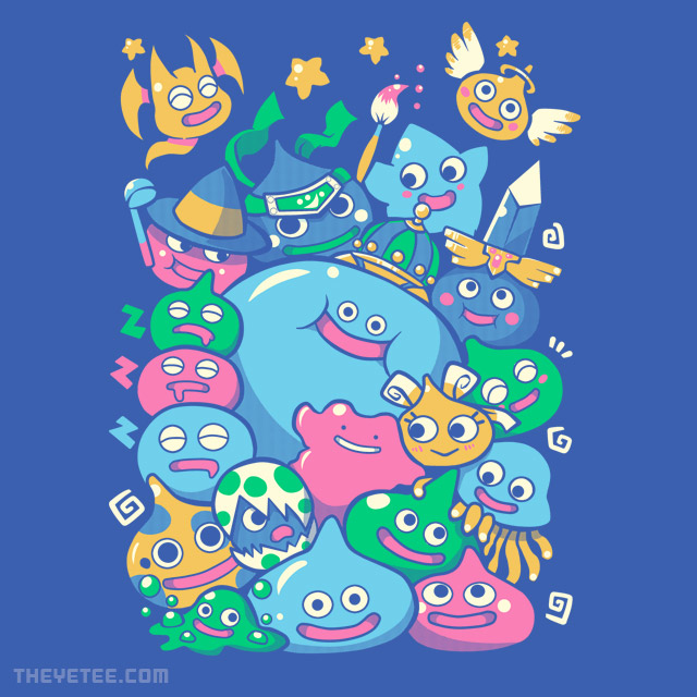 The Yetee: Slime Party