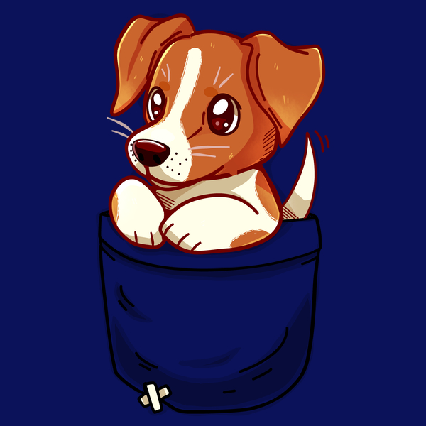 NeatoShop: Pocket Cute Jack Russell Terrier
