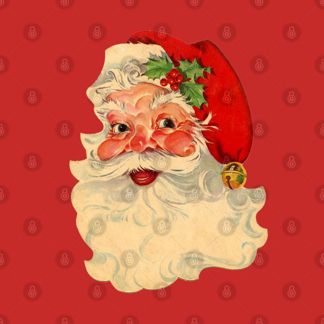 TeePublic: Santa Claus Christmas