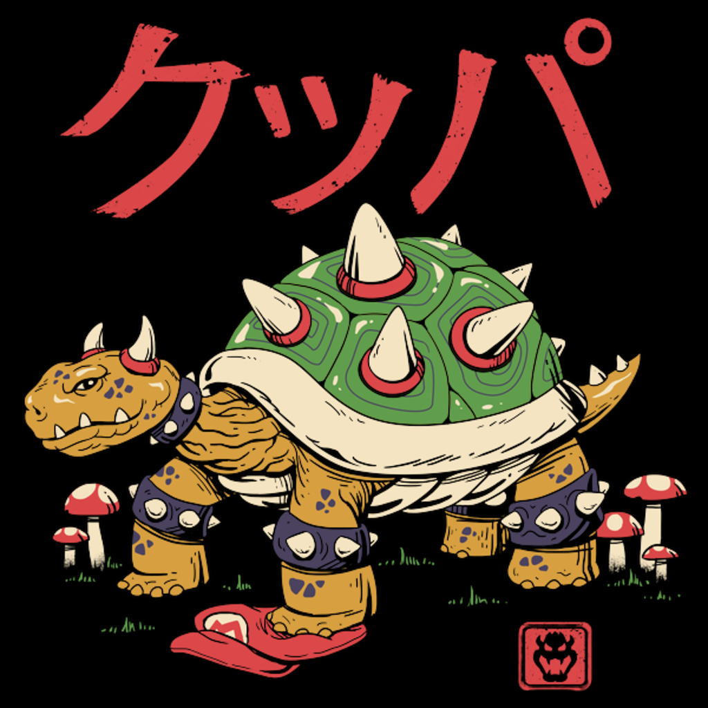 NeatoShop: Turtle Demon King