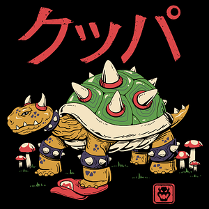NeatoShop: Turtle Demon King
