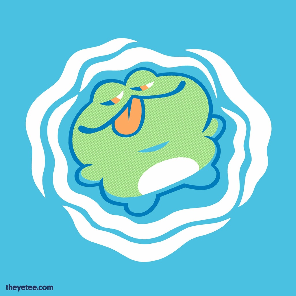 The Yetee: Cool Waters