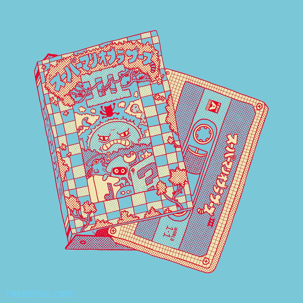 The Yetee: Burazāzu III Cassette Tape