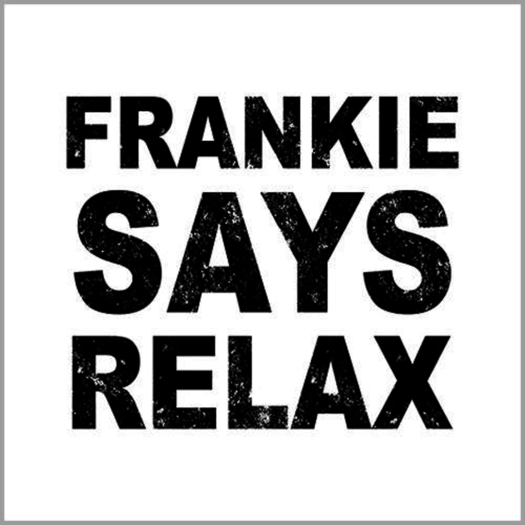 Five Finger Tees: Frankie Says Relax T-Shirt