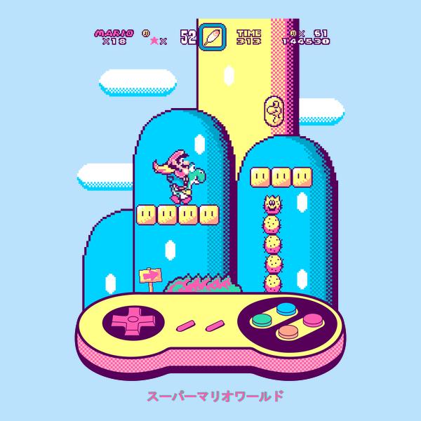 NeatoShop: Retro Pixel