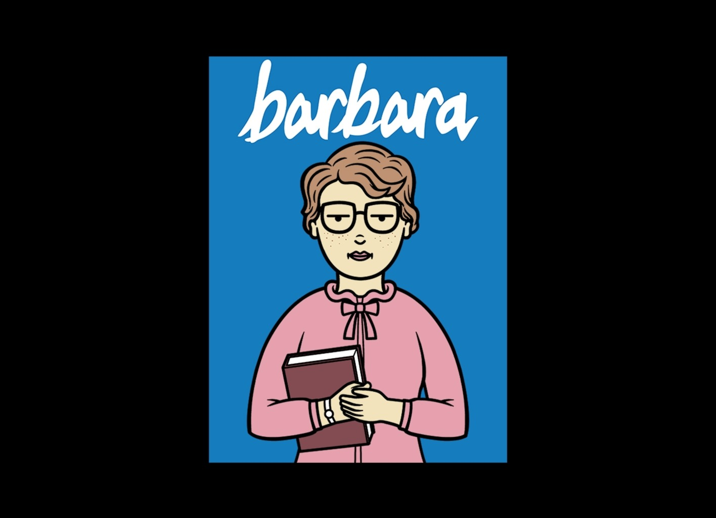 Threadless: Barbara