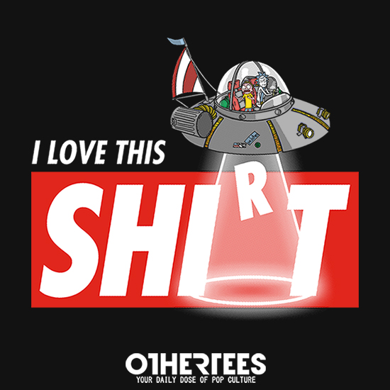 OtherTees: I love this shi*t