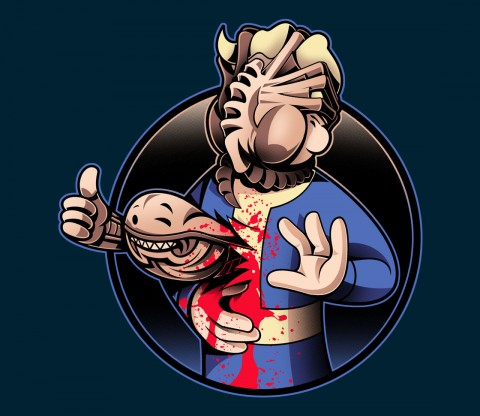 TeeFury: Alien Boy