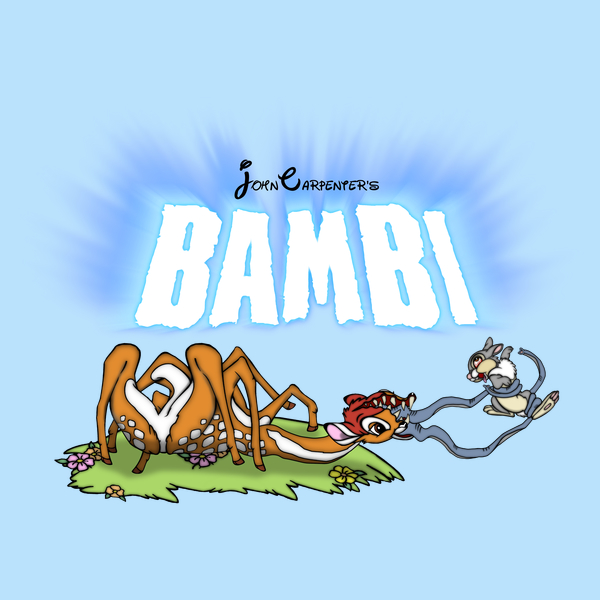 NeatoShop: John Carpenter's Bambi