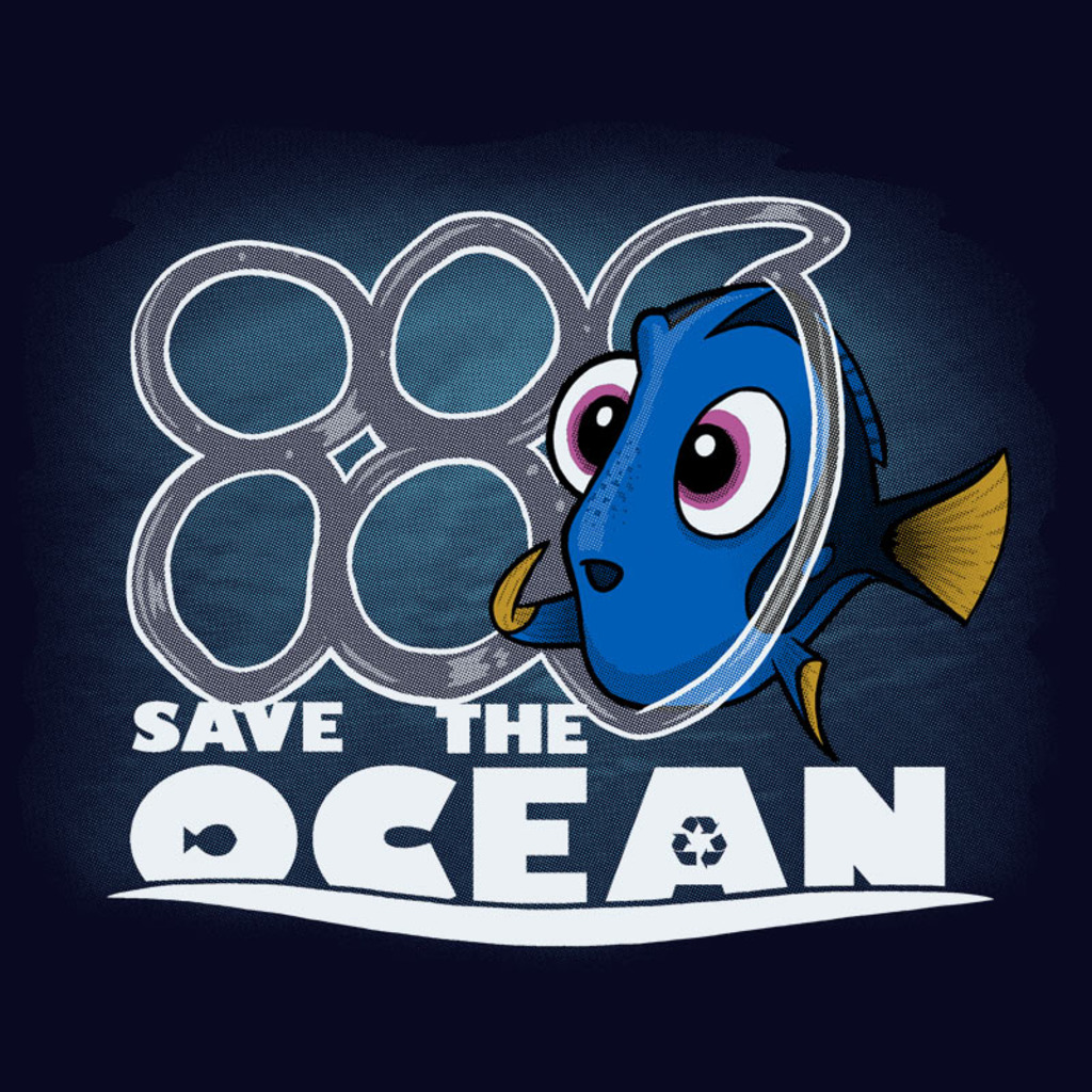Pampling: Save the Ocean