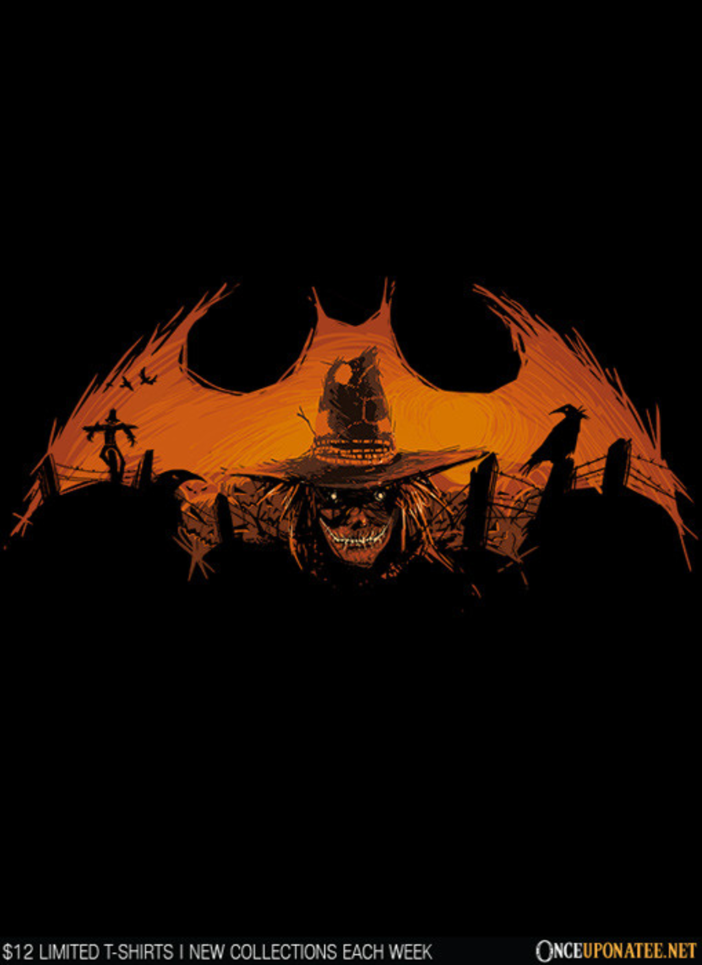Once Upon a Tee: Scarecrow Nightmare