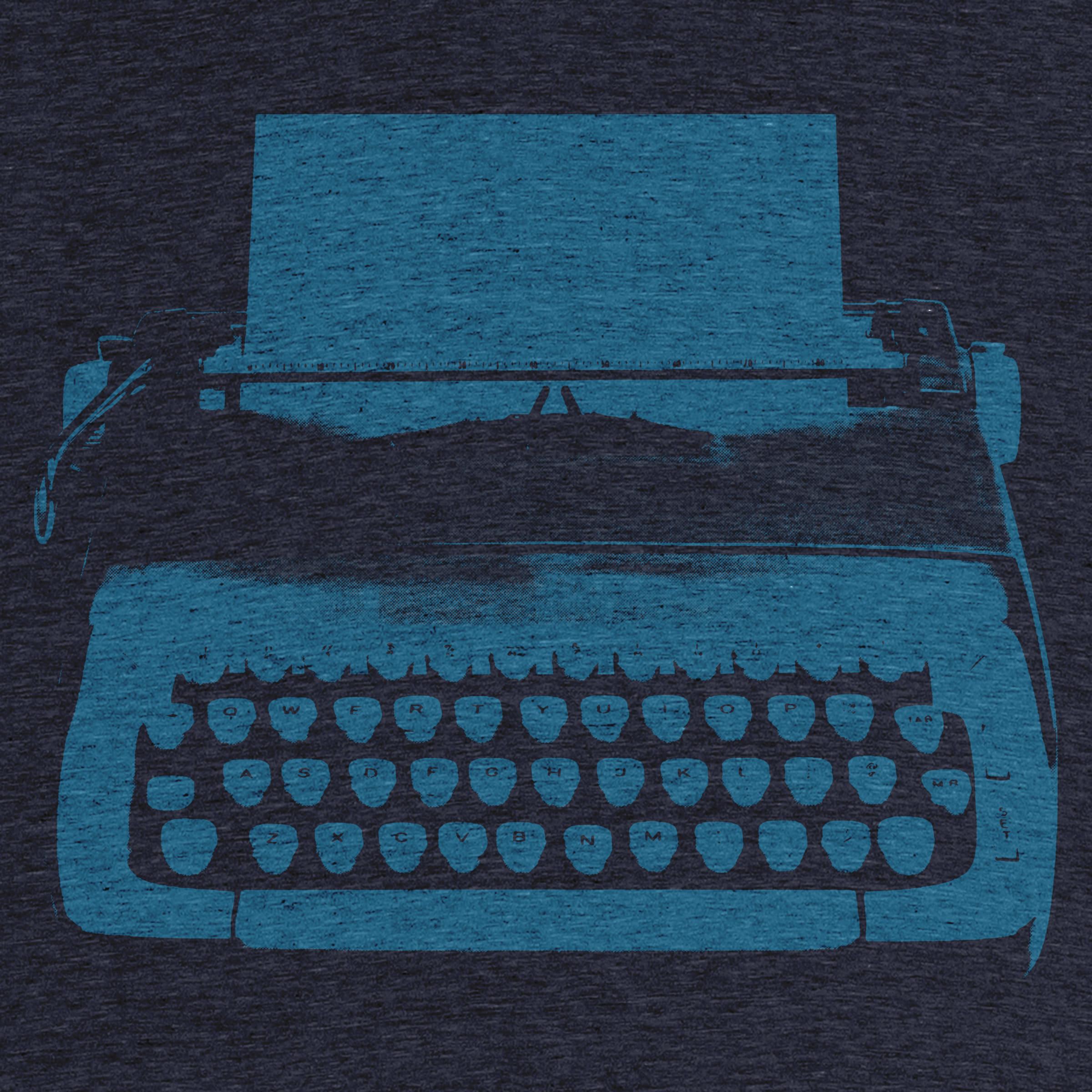 Cotton Bureau: Scriptnotes Midnight Blue