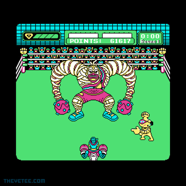 The Yetee: PUNCH APPENDAGE!