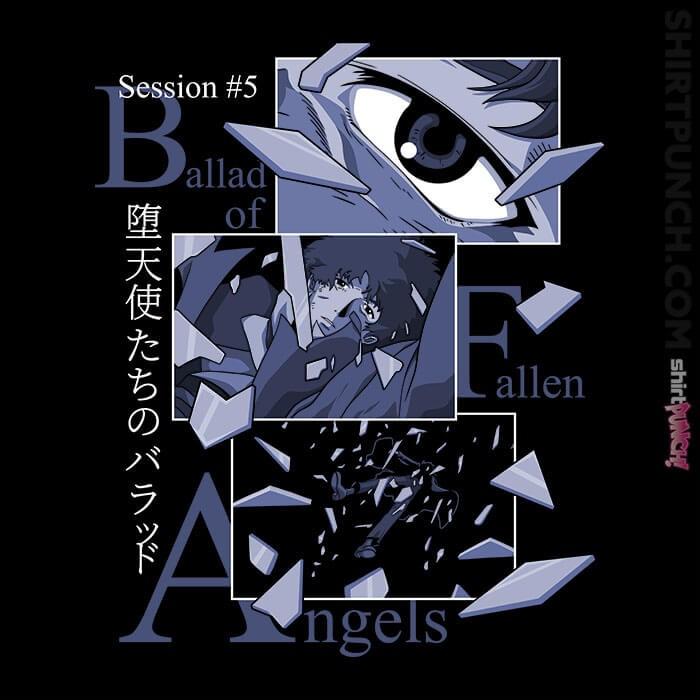 ShirtPunch: Ballad Of Fallen Angels
