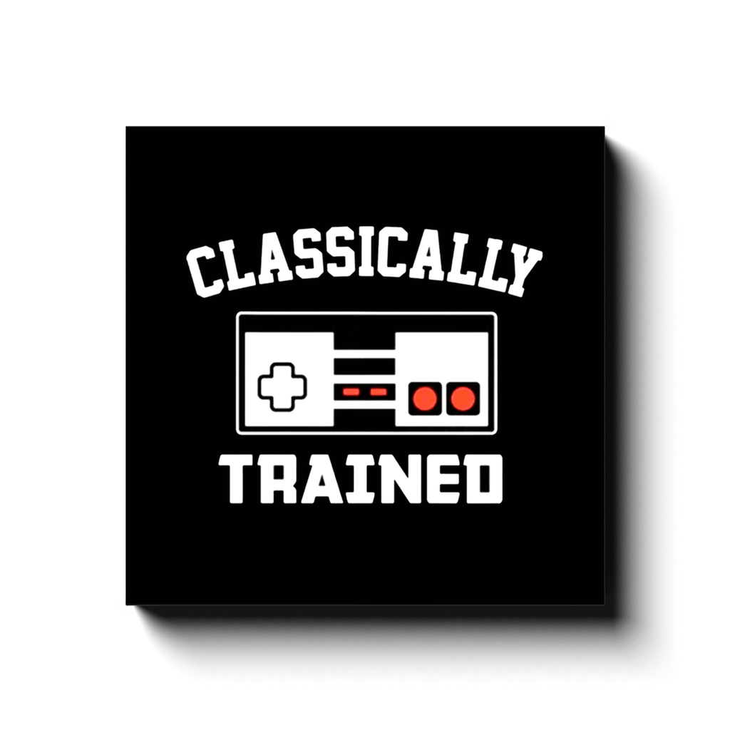 BustedTees: Classically Trained Canvas Wraps