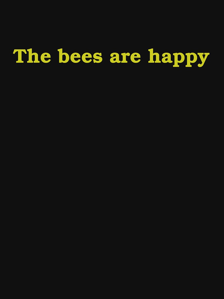 RedBubble: Valheim - The bees are happy