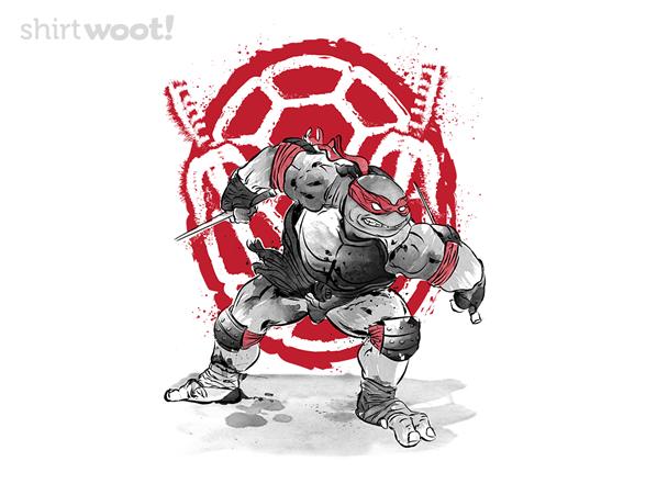 Woot!: Red Ninja