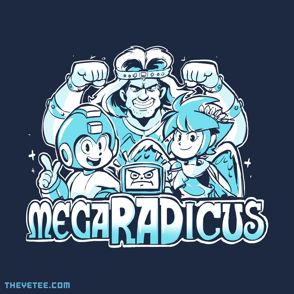 The Yetee: Reunited Game Masters
