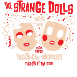 teeVillain: The Strange Dolls