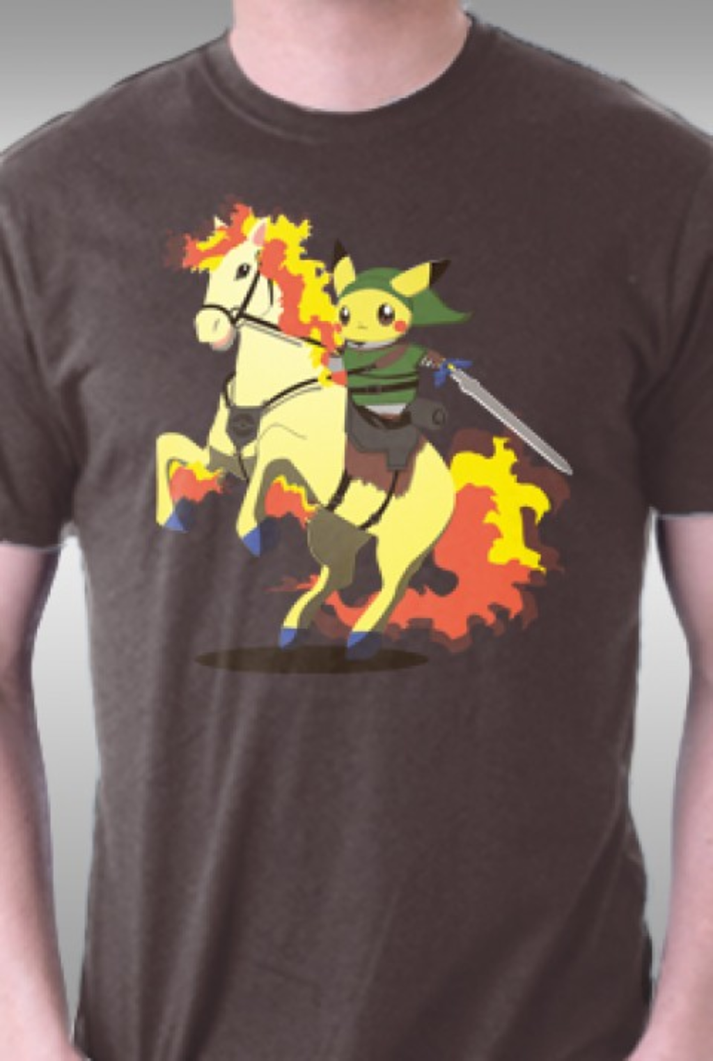 TeeFury: The Legend of Pika