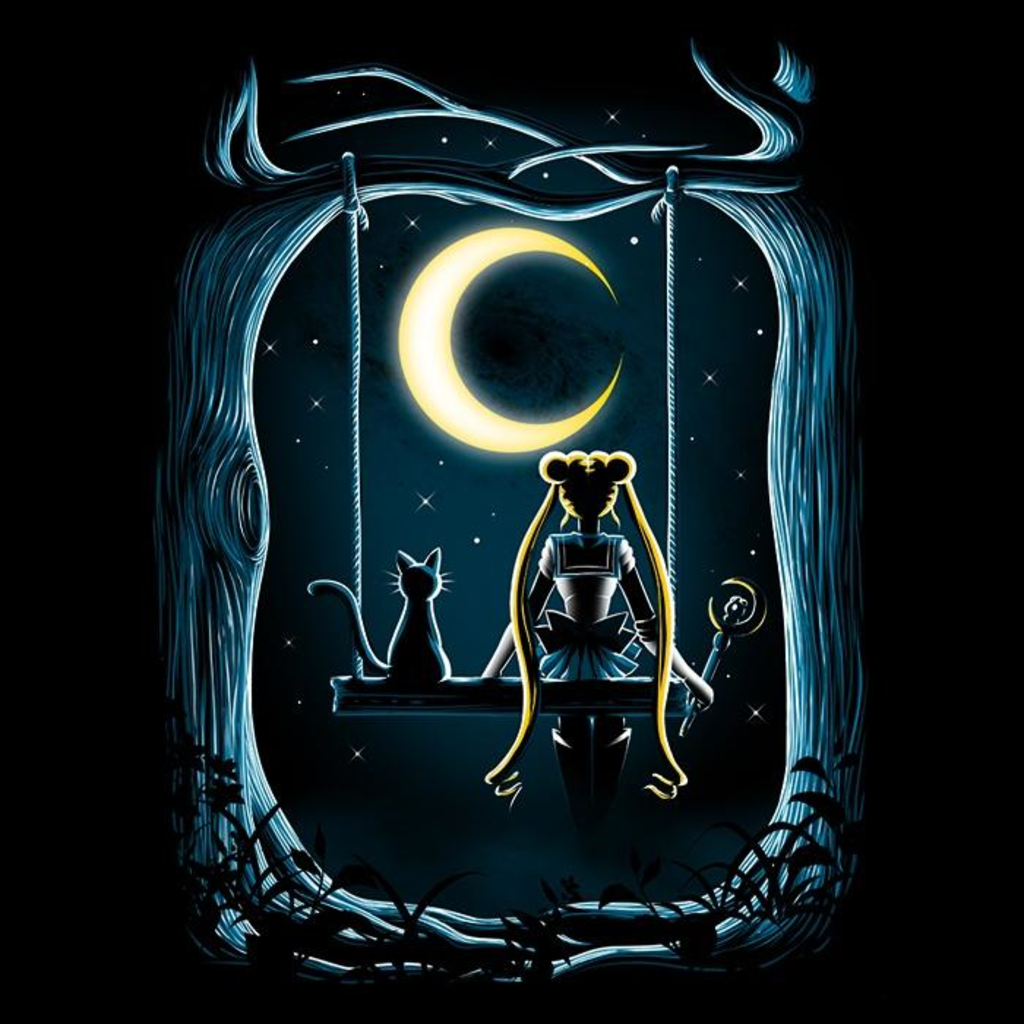 Once Upon a Tee: Guardian Under the Moon