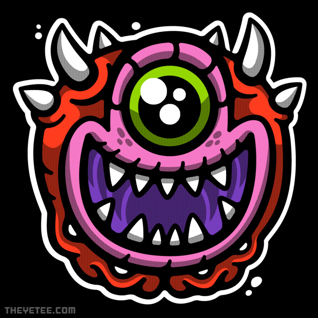 The Yetee: Cute Caco