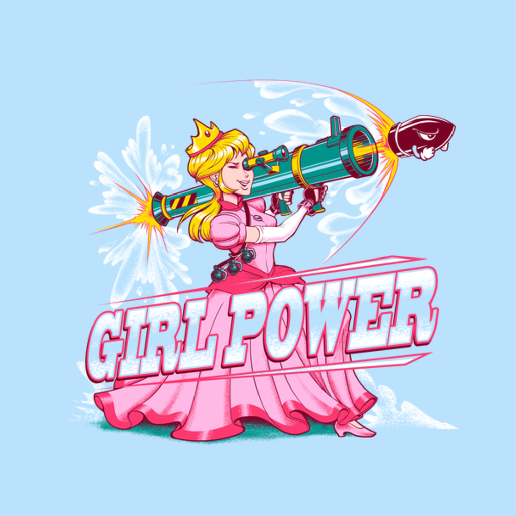 NeatoShop: Girl Power