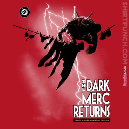 ShirtPunch: The Dark Merc Returns