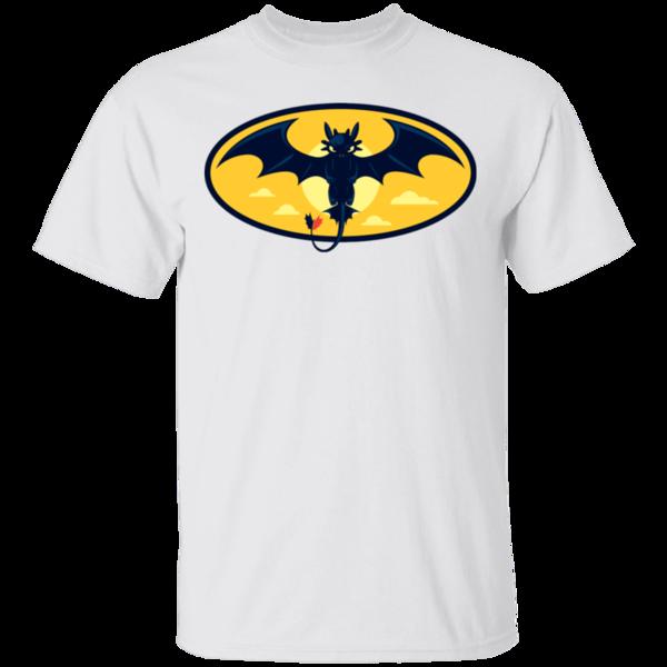 Pop-Up Tee: Nightwing