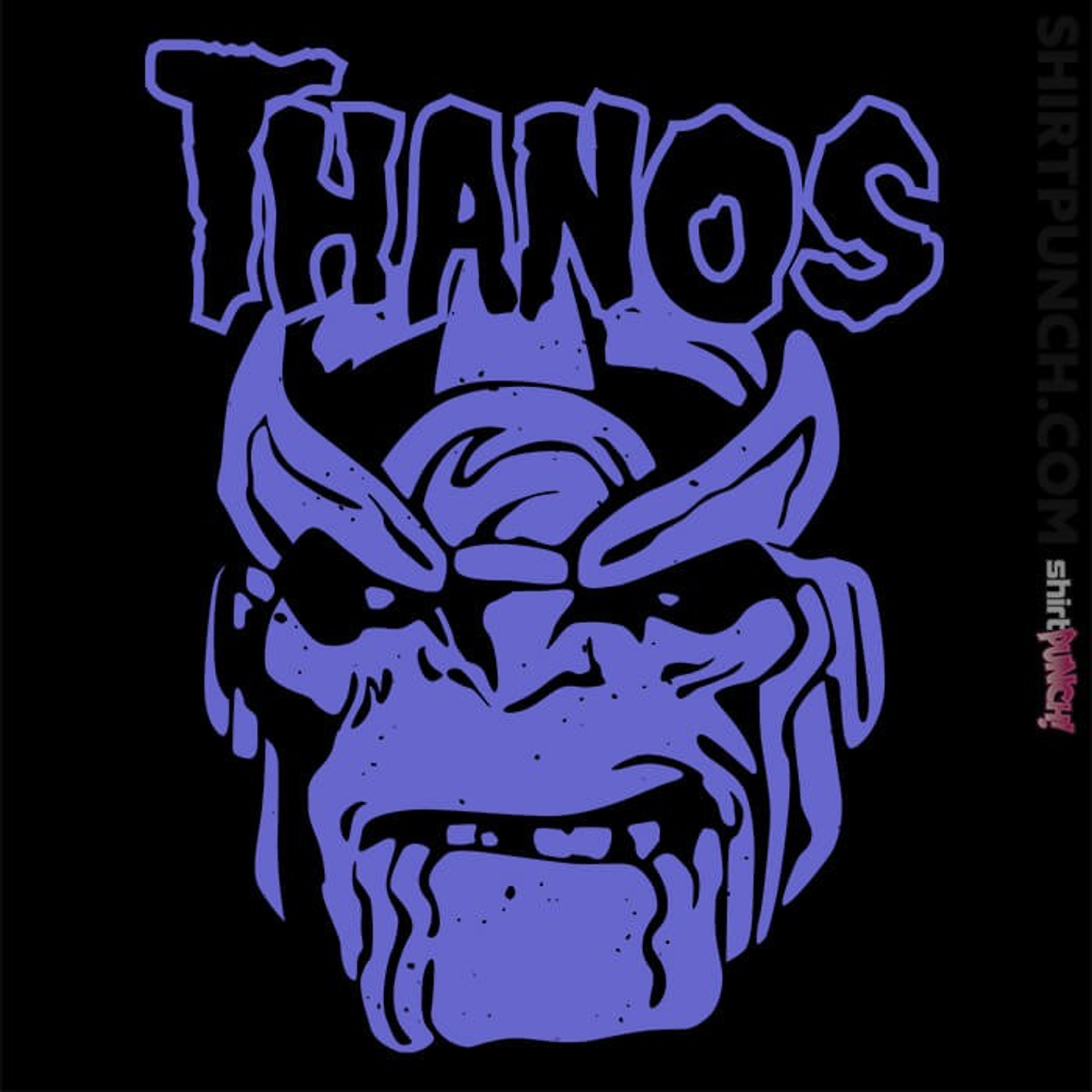ShirtPunch: The Titan Ghost