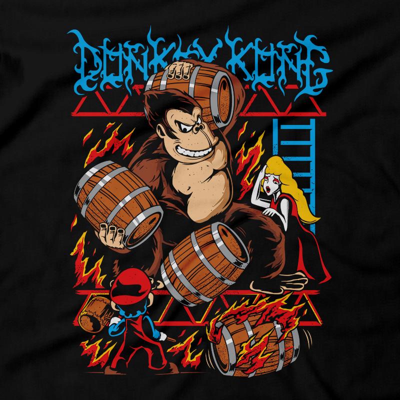 Draculabyte: Gorilla Metal