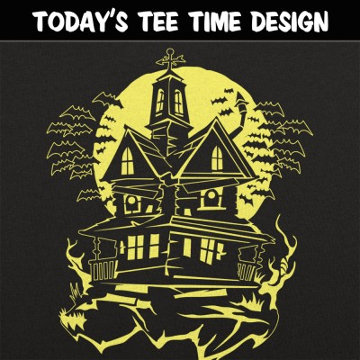 6dollarshirts Source  C2 B7 Haunted House From 6 Dollar Shirts Day Of The Shirt