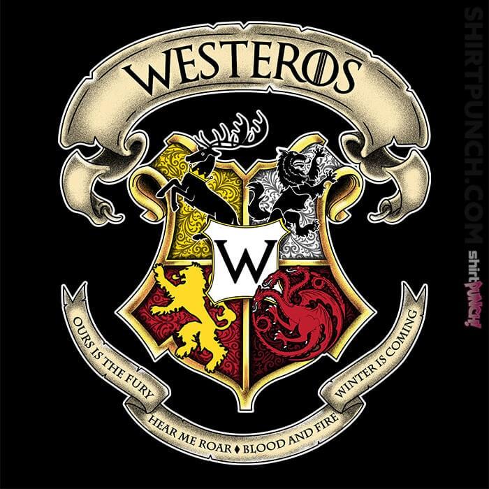 ShirtPunch: Westeros School