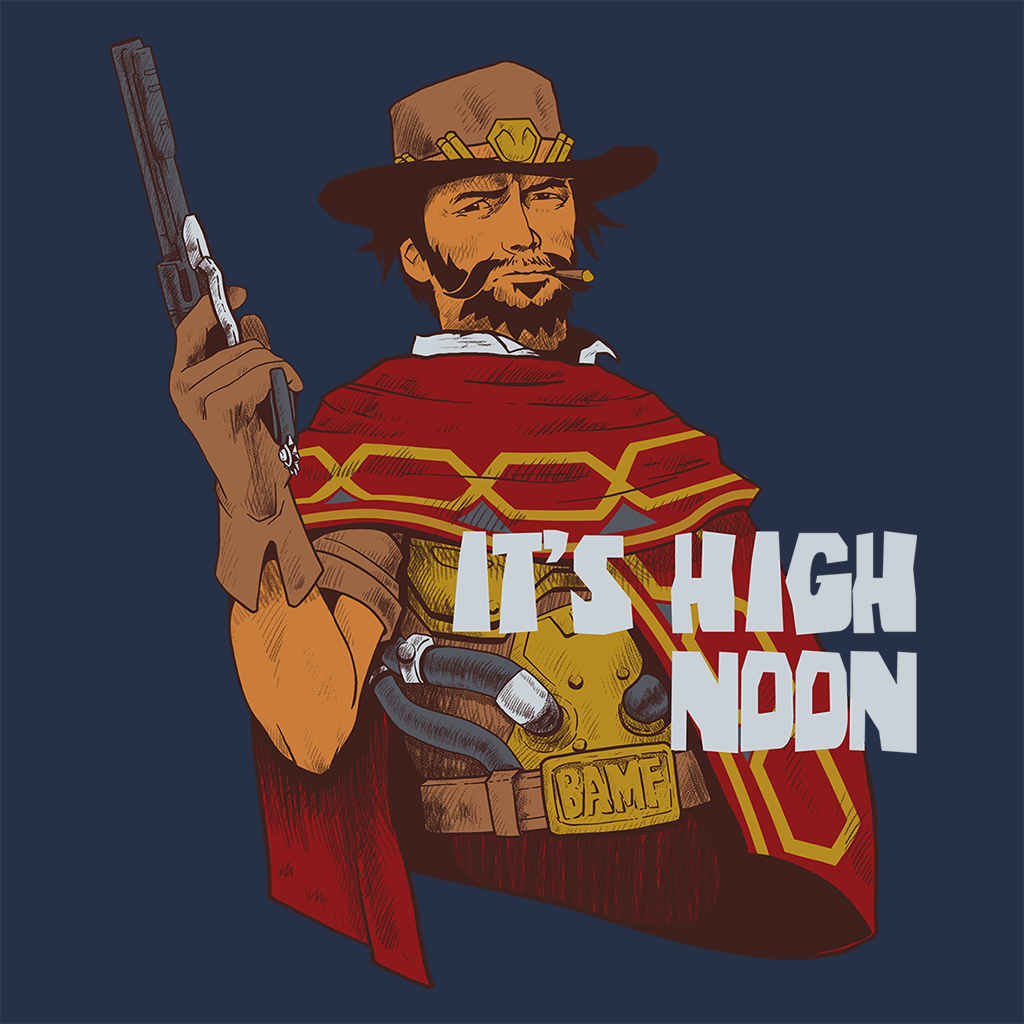 Pop-Up Tee: Clint McCree