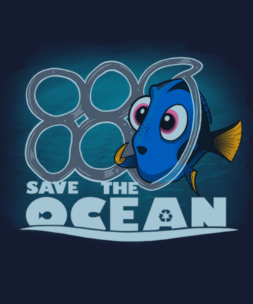 Qwertee: Save The Ocean