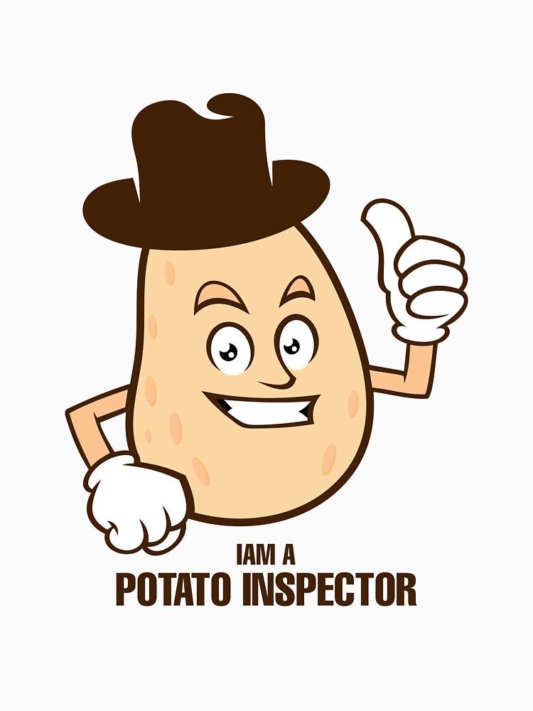 RedBubble: Potato Inspector