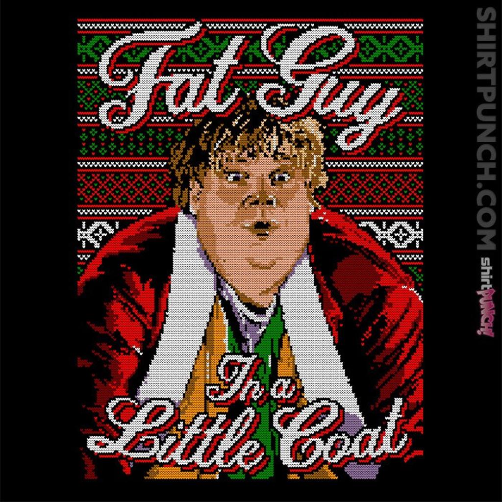 ShirtPunch: Fat Guy In A Little Coat