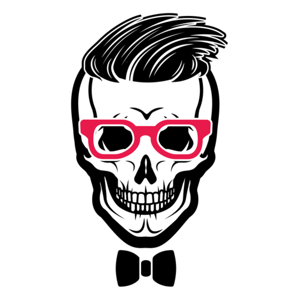 NeatoShop: Skull Nerd