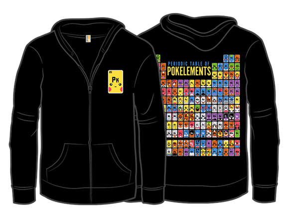 Woot!: Pokelements